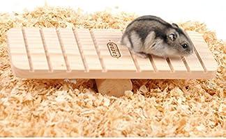 Juguete para hacer ejercicio de madera para jaula de animales ...