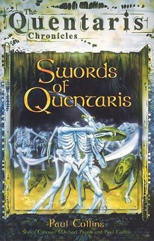 book cover of Swords of Quentaris
