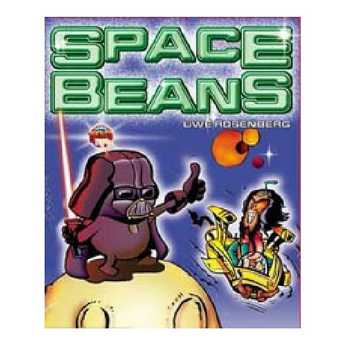 Rio Grande Games Space Beans Bohnanza Rio Grande Games