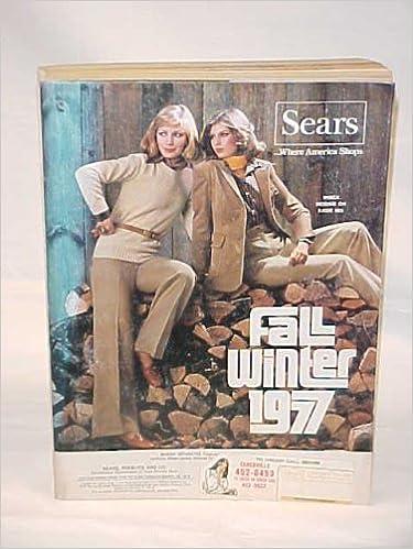 56c27e701 Sears Catalog Fall/Winter 1977: Various, Illustrated: Amazon.com: Books