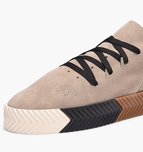 san francisco 8e570 dacb1 Adidas New Mens Originals AW Skate BY8910 - Size 10 - Light Grey - Alexander  Wang Amazon.ca Shoes  Handbags
