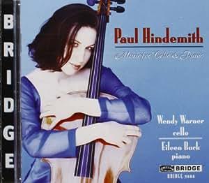 Hindemith: Cello & Piano Music