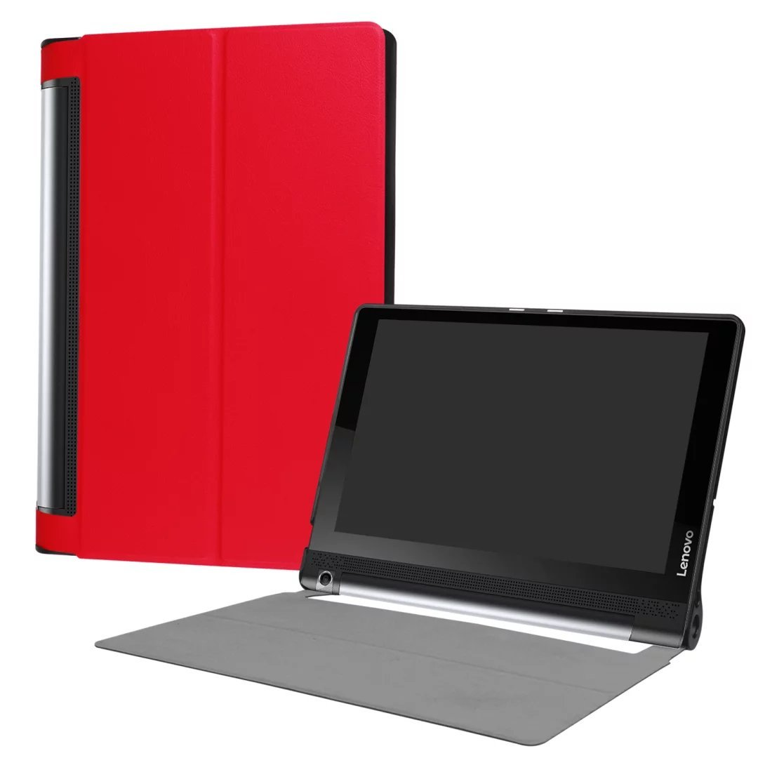 Lenovo YOGA Tab 3 Pro X90F/Lenovo Yoga Tab3 Plus YT3-X703F caso, Xinda - Ultra Slim Ligero de pie cubierta para Lenovo YOGA Tab 3 Pro X90F/Lenovo Yoga ...