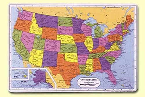 US MAP PLACEMAP