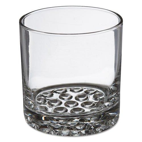 Old Nob Fashioned Hill (LIB23386 Nob Hill Glass Tumblers, Old Fashioned, 10.25oz, 3 3/8quot; Tall)