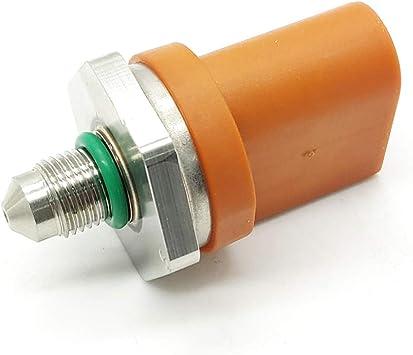 2006-2016 Bosch AUDI//VW A3 A4 A5 A6 Fuel Pressure Sensor on Injector Rail NEW