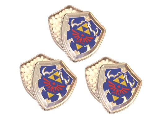 Price comparison product image Nintendo Zelda Mints, Pack of 3