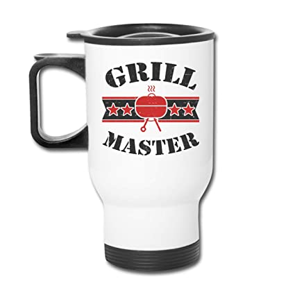 Amazoncom Fzjy Wnx Grill Master 135oz Stainless Steel Insulated