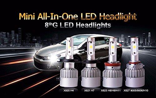 03 Mazda Protege 5 Headlights - 3