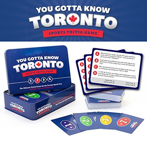 You Gotta Know Toronto - Sports Trivia Game