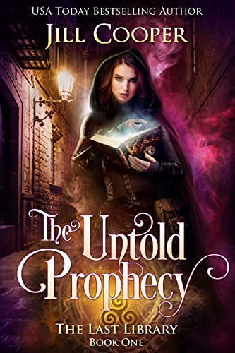 The Untold Prophecy by Jill Cooper ebook deal