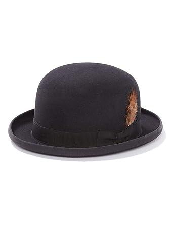 51f55b92e785c Stetson Wool Felt Derby Hat at Amazon Men s Clothing store