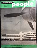 img - for Pittsburgh People: Magazine of the Pittsburgh Plate Glass Company, vol. 13, no. 8 (August 1952): Greater Pittsburgh Airport book / textbook / text book