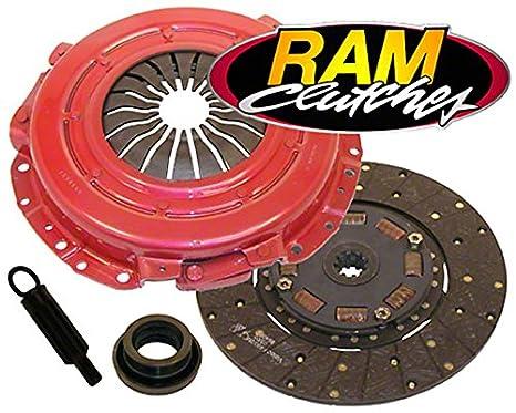 """Nueva RAM HDX 11 """"Set con plato de presión del embrague, 1 1"""