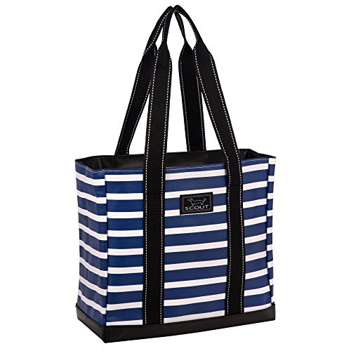 Hose Tote (SCOUT Mini Deano Small Tote Bag, Nantucket Navy)
