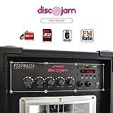 Pyle PSUFM835A 800 Watt 2-Way Speaker Systems, USB/SD Card Readers, FM Radio, AUX Input