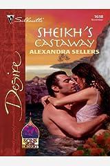 Sheikh's Castaway (Desert Sons Book 6) Kindle Edition