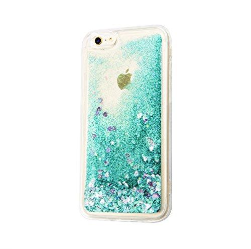Funda iPhone 5, Funda iPhone 5S SE, Sunroyal Ultra Slim ultra delgada PU Leather Flip Case con ranuras folio tarjeta y Clear Soft Gel SuaveTPU Cubierta de silicona brillo brillante Protección de 360 ° A-01