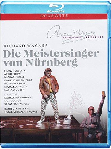 Artur Korn - Die Meistersinger (Blu-ray)