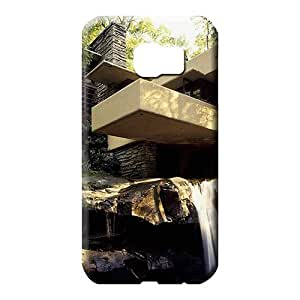 samsung galaxy s6 edge Shatterproof With Nice Appearance Hot Fashion Design Cases Covers cell phone shells water falling down