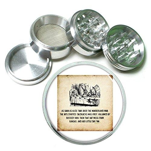 herb grinder alice in wonderland - 8