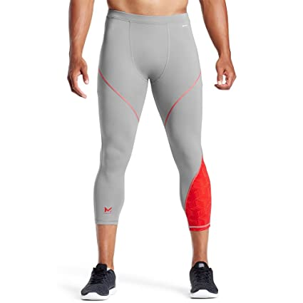17d564dcc Amazon.com   MISSION X Wade Collection Men s Compression 3 4 Tights ...