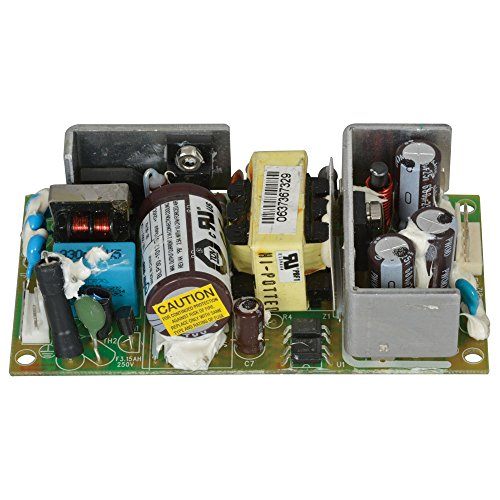 Power One BLP30-1012G Open-Frame Switching AC-to-DC Power Supply, 12 Volt, 2.1 Amp, 25.2 Watt, 4.5