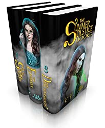 The Summer Solstice Box Set (Enchanted, The Equinox, The Descendants) YA Contemporary Fantasy / Romance