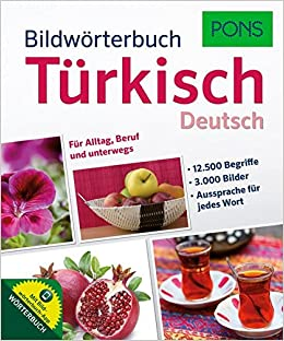 Pons Bildwörterbuch Türkisch Für Alltag Beruf Und