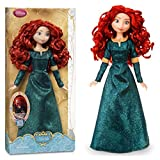 Sea Love 2014 Dsn Store Classic Princess Merida Doll Brave Movie 12''