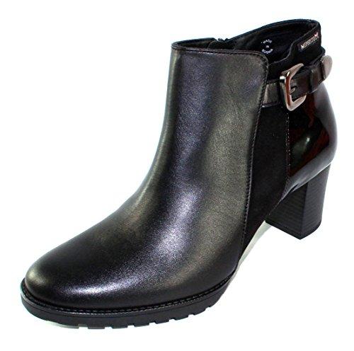 Mephisto Kvinna Jaimie Svart Citycalf Boot