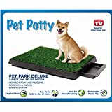 Pet Potty Portable Toilet for Dogs