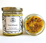 Crown of Success Soy Herbal Spell Candle for Prosperity, Achievement & Obtaining Goals Wiccan Pagan Hoodoo Magick