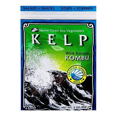 Organic Kelp Kombu Sea Veggie (Pack of 3)