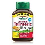 Jamieson Curcumin Turmeric Value Pack, 90 Count