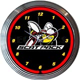 Cheap Neonetics Dodge Scat Pack Neon Clock