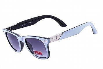 Unisex polarizadas wayfarer Gafas de sol RB2132 622/17 52 ...