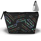 My People Skills Are Fine Cosmetic Bag Handbag/Wrist Bag/Clutch Bag/Cell Phone Bag/ Ladies Purse