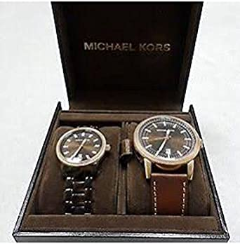 meet more photos united kingdom Amazon.com: Mk3258 Watch Michael Kors His and Hers Couples ...
