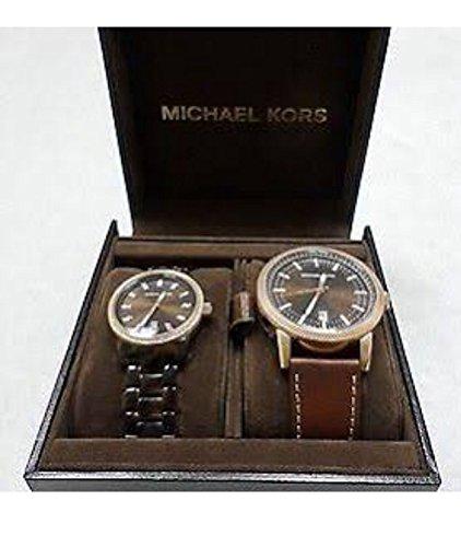 Kors Reloj Hers RegaloMk3258 Set His And Parejas Michael De q3RjL54ASc