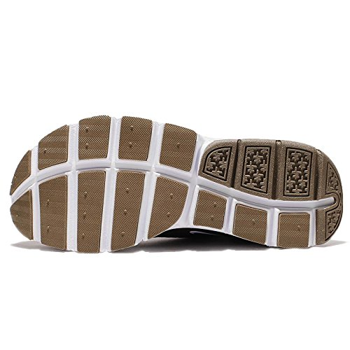 great deals sale online shop for online Nike Men's Sock Dart Running Shoes KHAKI/WHITE-CARGO KHAKI low price fee shipping online cheap sale low shipping shopping online cheap online HJqkmzP