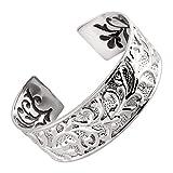 Silpada 'Ahead of the Curve' Sterling Silver Cuff Bracelet, 6.75''