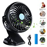 Best electric bike specification - Clip Fan Battery Operated Clip on Mini Desk Review