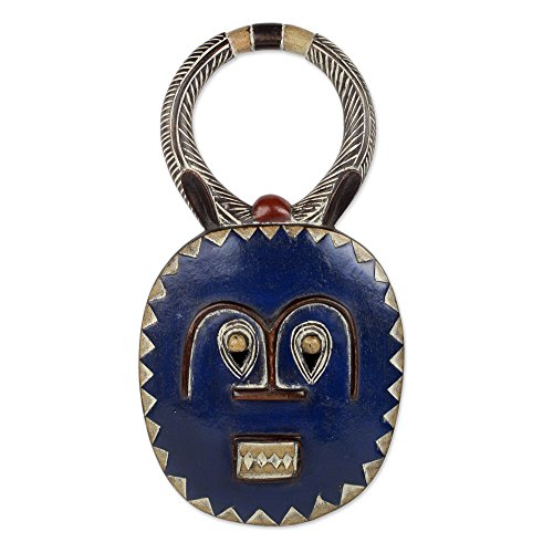 essing' African Wood Mask ()