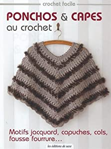 "Afficher ""Ponchos & capes au crochet"""