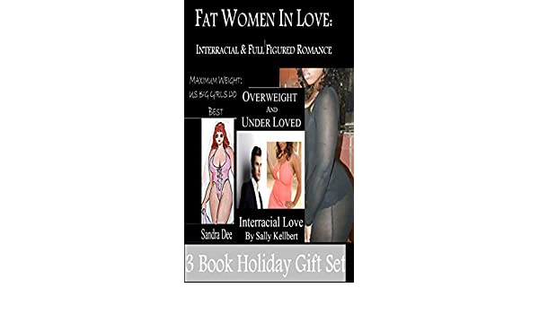 Fat Women In Love Interracial Full Figured Romance 3 Book Holiday Gift Set