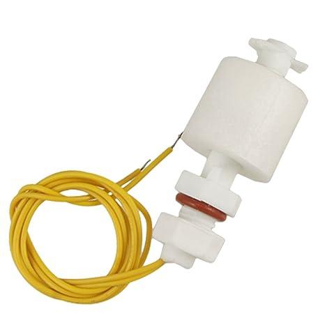 Sin mangas de mujer Sensor Vertical de billar Indicador de nivel de agua interruptor de flotador