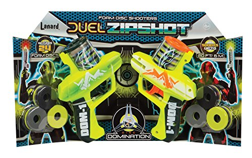 Zip Shot Twin Pack Disc Launcher