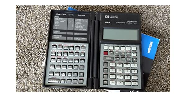 HP 28S Advanced Scientific Calculator: Amazon ca: Electronics