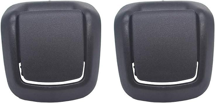 ZREAL 1 Paar Rechts /& Links Vorne Sitzkantelung Griffe f/ür Ford Fiesta MK6 2002-2008 1417520 1417521